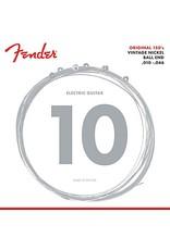 Fender Fender Snaren Original Pure Nickel Voor Elektrische Gitaar 0.10