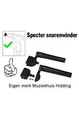 Specter Specter Snarenwinder - gitaarsnaren spanner - geschikt voor schroefmachine