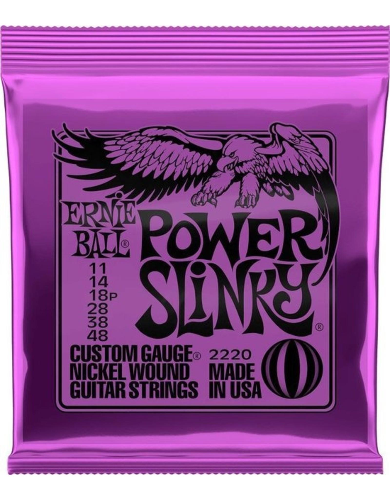 Ernie Ball Ernie Ball 2220 Power Slinky Snaren Elektrisch