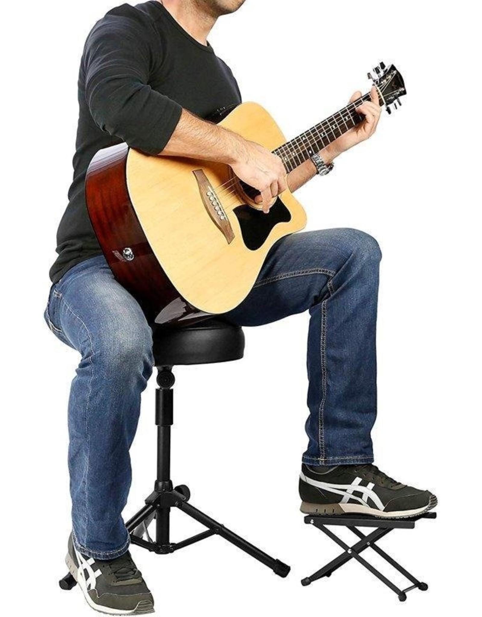 Specter Voetenbankje gitaar - hulpmiddel voor de gitarist.