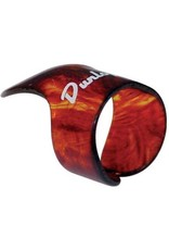 Dunlop Vingerplectrum, medium, voor rechterhand, shell plastic,