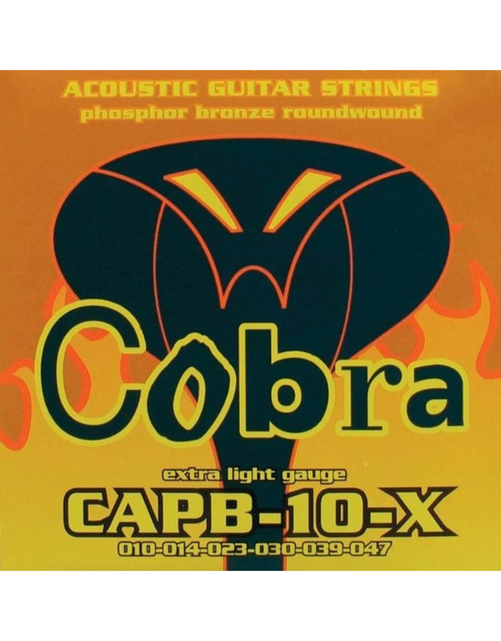 cobra Cobra snarenset akoestische gitaar