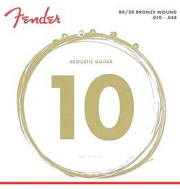 Fender F-70XL |Fender 80/20 Bronze snarenset akoestisch