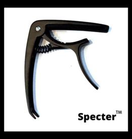 Specter Specter Capo voor Akoestische/Elektrische Gitaar  - Gitaar - Muziek - Instrument - Akoestisch - Elektrisch