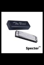 specter Specter Blues Mondharmonica Toonsoort C