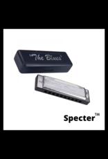 specter Specter Blues Mondharmonica Toonsoort G