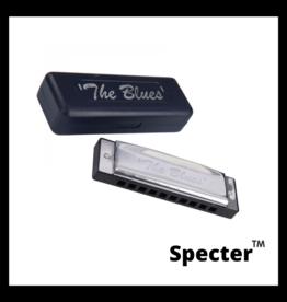 specter Specter Blues Mondharmonica Toonsoort A