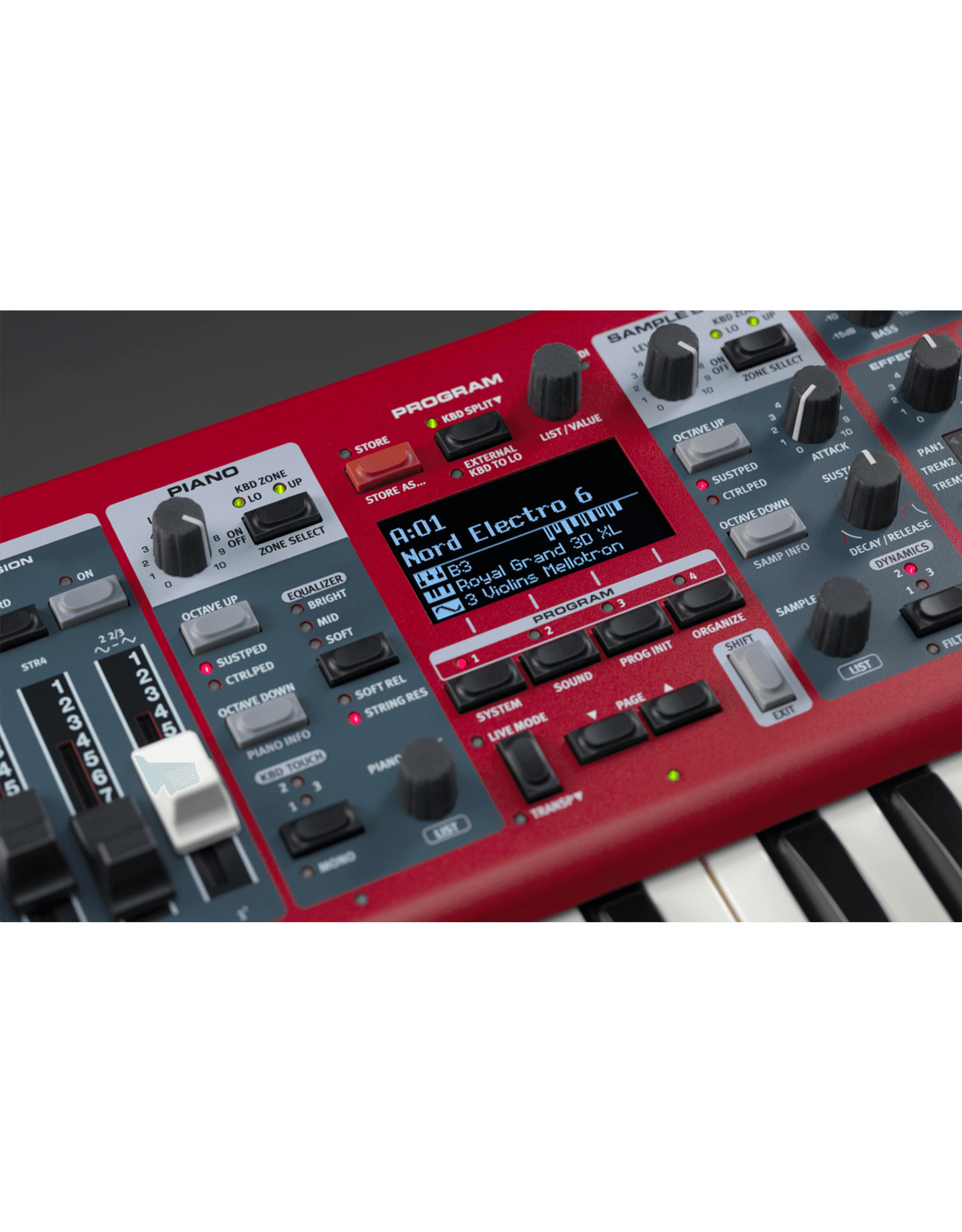 Nord Nord Electro 6 Stage Piano 73 Toetsen
