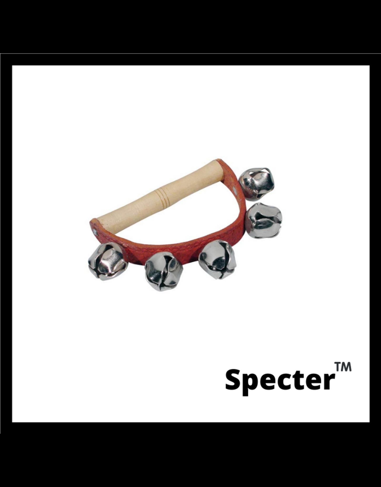 Specter Specter Bellenkrans handvat model 5 bellen 25 mm Leder