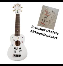 Jip & Janneke Ukelele Met Handige Akkoordenkaart
