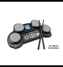 Medeli Medeli Tafel Mini Elektronisch Drumstel Met Specter Drumstokken