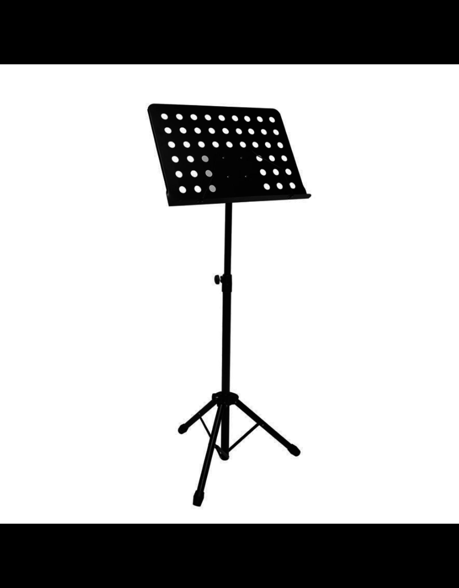 specter Muziekstandaard - Specter lessenaar - In hoogte verstelbaar - Perfect voor bladmuziek en tablet