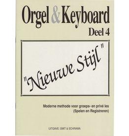 """Orgel en Keyboard Orgel & Keyboard """"Nieuwe Stijl"""" Deel 4"""