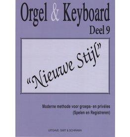 """Orgel en Keyboard Orgel & Keyboard """"Nieuwe Stijl"""" Deel 9"""