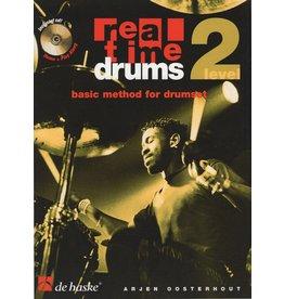De Haske Real Time Drums Level 2