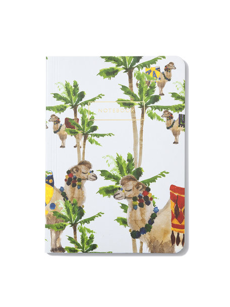 Creative Lab Amsterdam Camel - Notebook