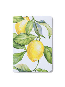 Creative Lab Amsterdam Yellow Lemon Tree Notebook