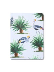 Creative Lab Amsterdam Wild Palms - Notebook