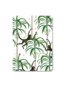 Creative Lab Amsterdam Swinging Monkeys Notebook