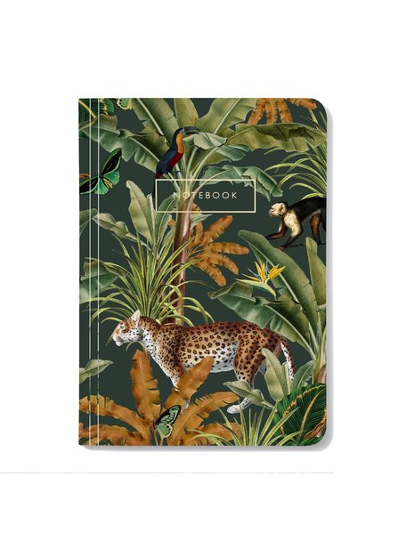 Creative Lab Amsterdam Mighty Jungle - Notebook