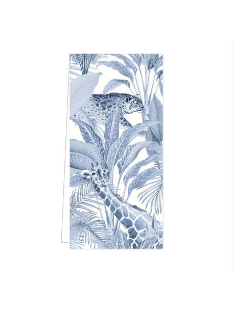 Creative Lab Amsterdam Blue Jungle Flowercard