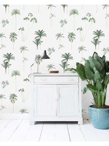 Creative Lab Amsterdam Palms Wallpaper
