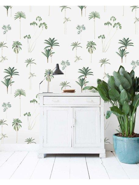 Creative Lab Amsterdam Palms Behang