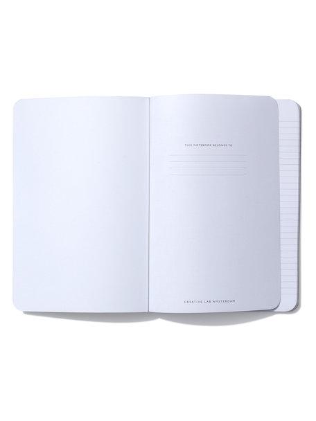 Creative Lab Amsterdam Swanlake - Notebook