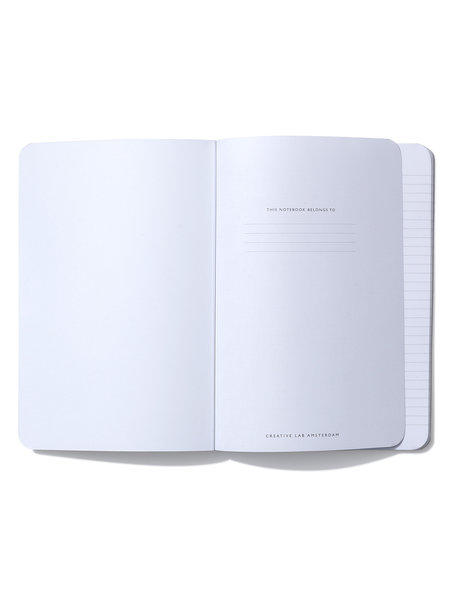 Creative Lab Amsterdam Pelican - Notebook