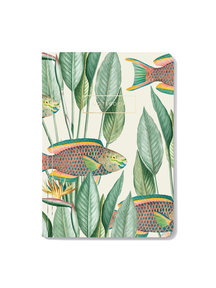 Creative Lab Amsterdam Parrot Fish Notebook