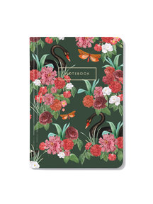 Creative Lab Amsterdam Wild Roses Notebook