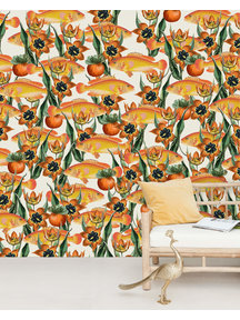 Creative Lab Amsterdam Dutch Parade Wallpaper Mural