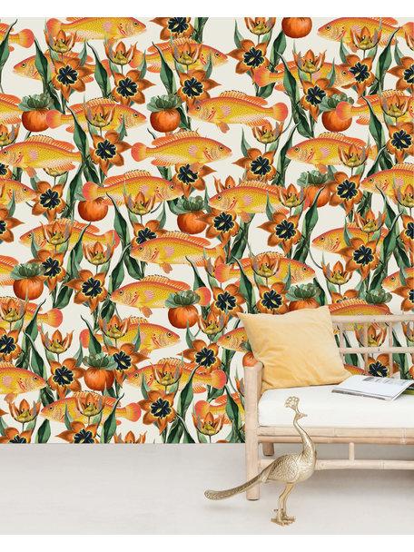 Creative Lab Amsterdam Dutch Parade Behang Mural