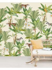 Creative Lab Amsterdam Flower Garden Behang Mural