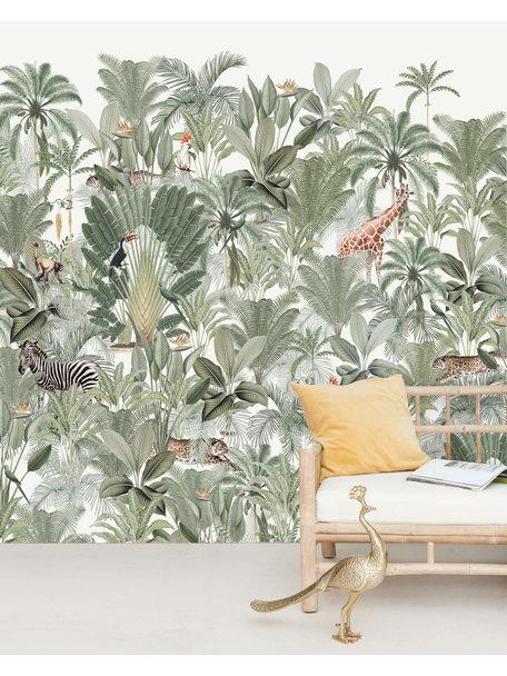 Creative Lab Amsterdam Into the Wild Wallpaper Mural