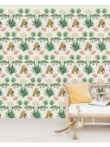 Creative Lab Amsterdam Jaipur Wallpaper Mural