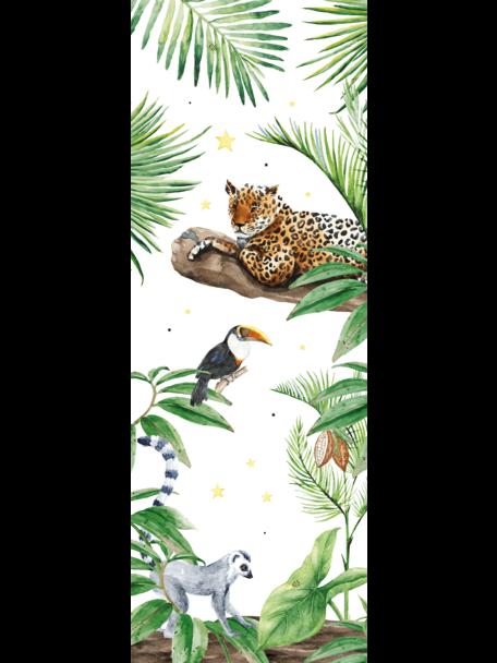 Creative Lab Amsterdam Jungle Tiger Wallpaper Mural