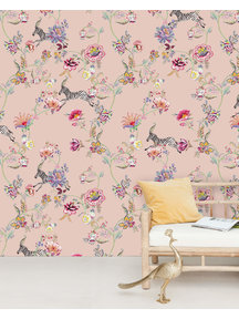 Creative Lab Amsterdam Showpony Wallpaper Mural