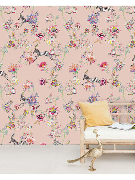 Creative Lab Amsterdam Showpony Wallpaper Mural