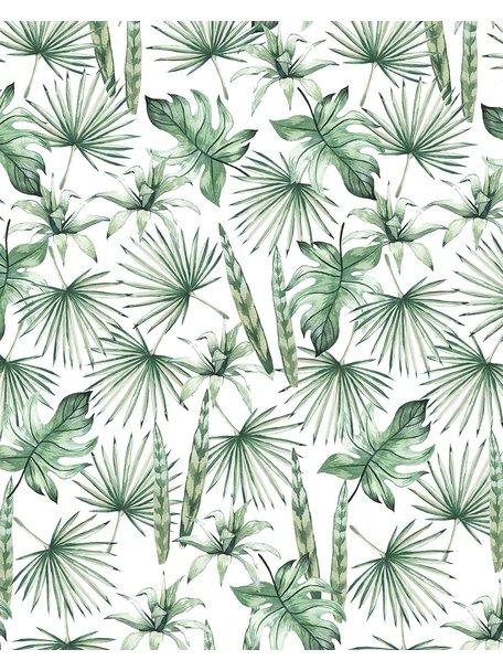 Creative Lab Amsterdam Jungle Leaves Wallpaper