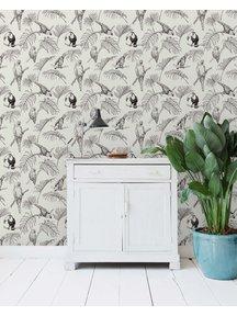 Creative Lab Amsterdam Tropic Tucan Wallpaper Cream