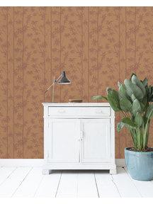 Creative Lab Amsterdam Bamboo Wallpaper Stone