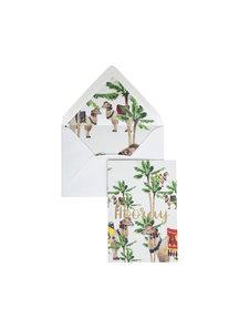 Camel Palm Wenskaart - Hooray