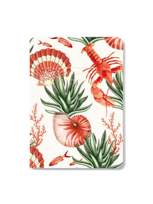 Creative Lab Amsterdam Fruits de Mer - Notebook