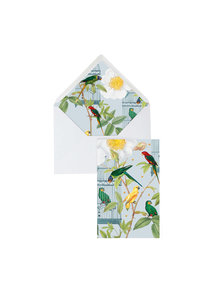 Creative Lab Amsterdam Bird Cage Greeting Card