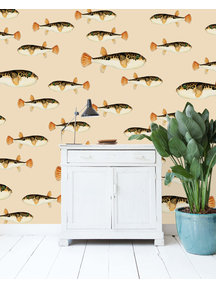 Creative Lab Amsterdam Follow My Fin Wallpaper
