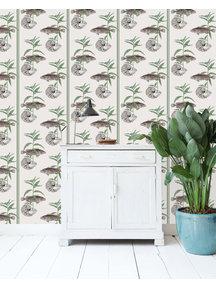Creative Lab Amsterdam Fish & Shell Wallpaper
