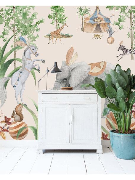 Elephant Wallpaper Setting