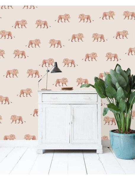 Safari King Wallpaper