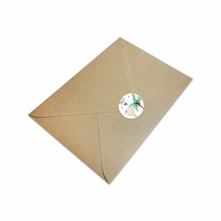 Creative Lab Amsterdam Birth  announcement Card - Balloon 74x105